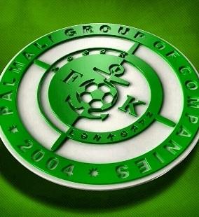 XL-plastik emblem